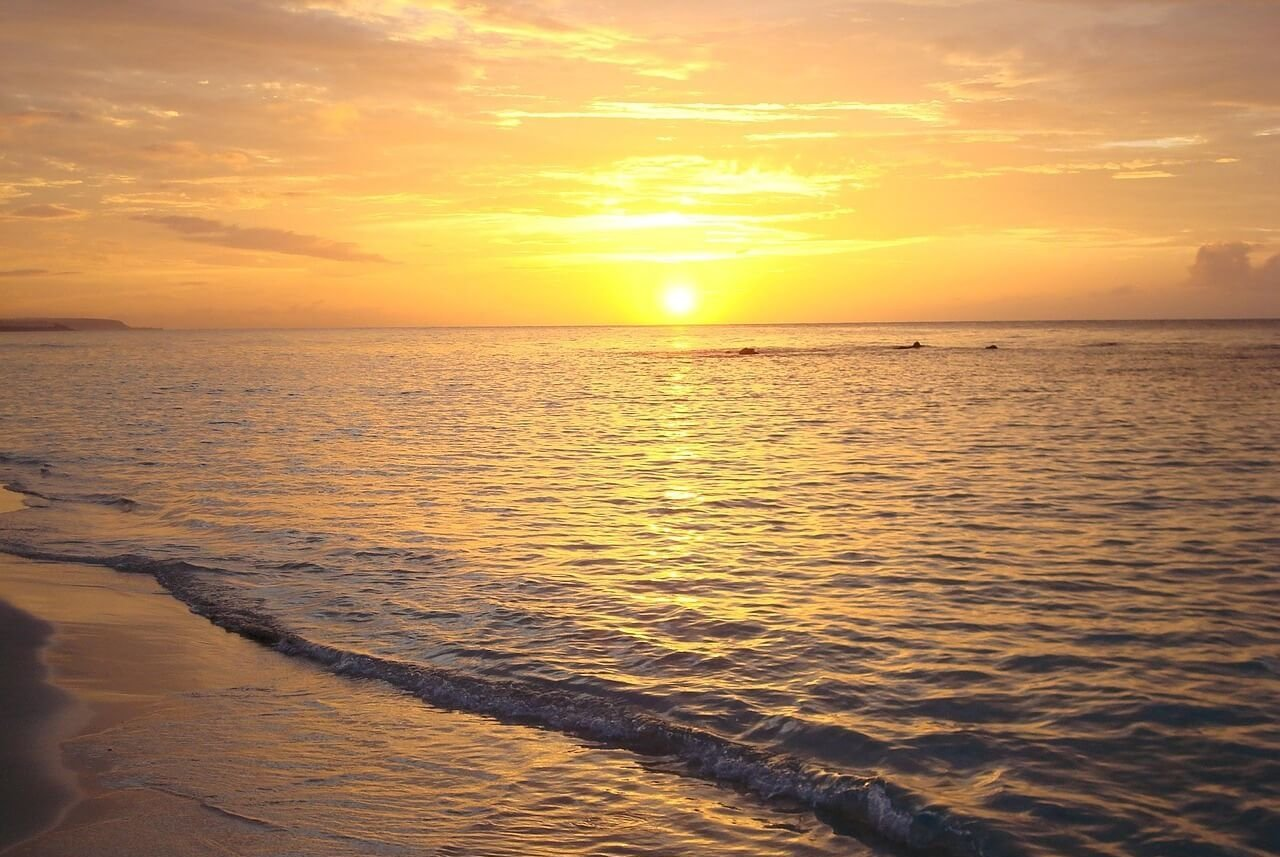 Jamaica oceaan
